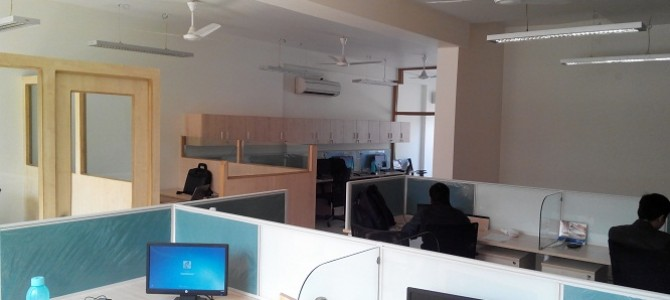 Sales and service office at New Delhi