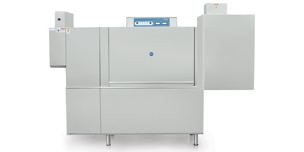 2005  – Undercounter and conveyor type machines launched.