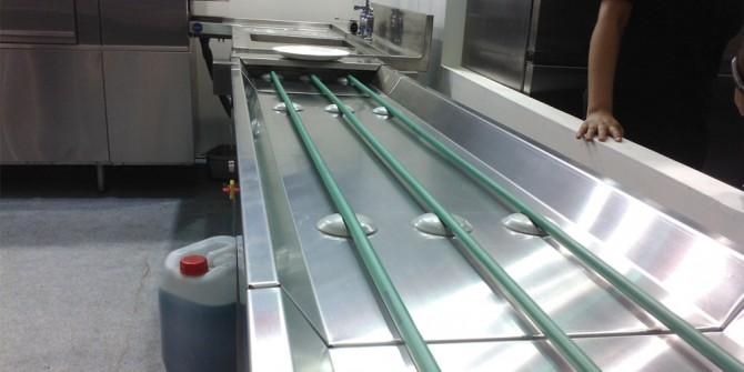 2013  – Developed Poly Cord Tray Conveyor Systems