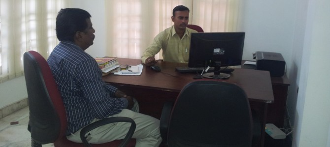 Sales and service office at Chennai